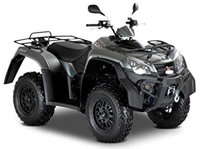 Kymco MXU 450i 4x4 LOF