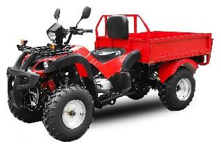 ATV Quad Dumper 150 ccm