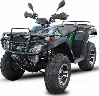 ATV QUAD PREDATOR S2 4X4 300 ccm